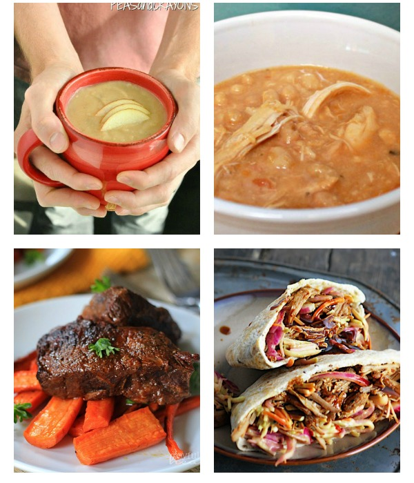 22 Flavorful Slow Cooker / Crockpot Recipes