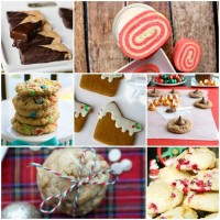 35 Delicious Cookie Recipes ~ Holiday Ideas