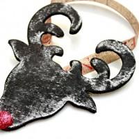 Chalkboard-Reindeer-Ornament