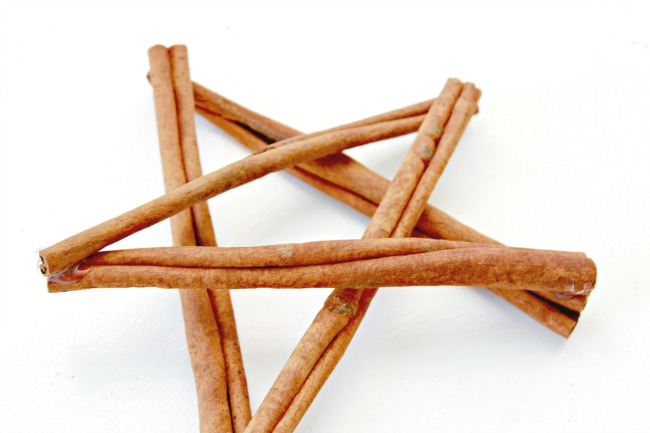 Cinnamon-Stick-Star