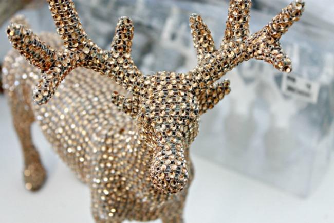 Gold-Deer