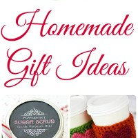 31 Homemade Christmas Gift Ideas