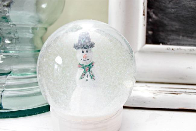 Snow-Globe-Handmade