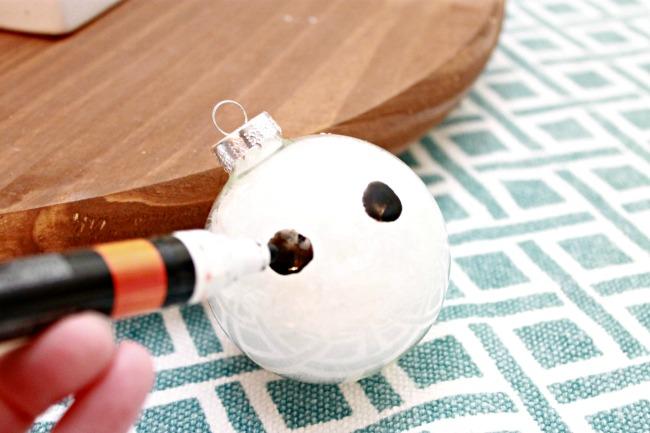 Snowman-Ornament