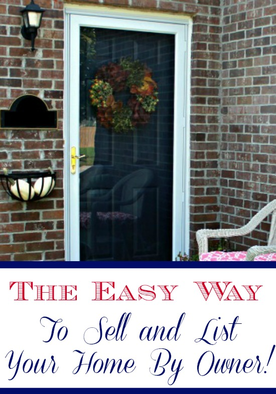 The Easy Way To Sell and List Your House By Owner