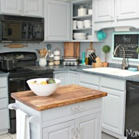 Simple and Inexpensive Kitchen Storage Ideas
