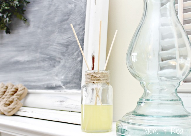 Make Your Own Homemade Reed Diffuser