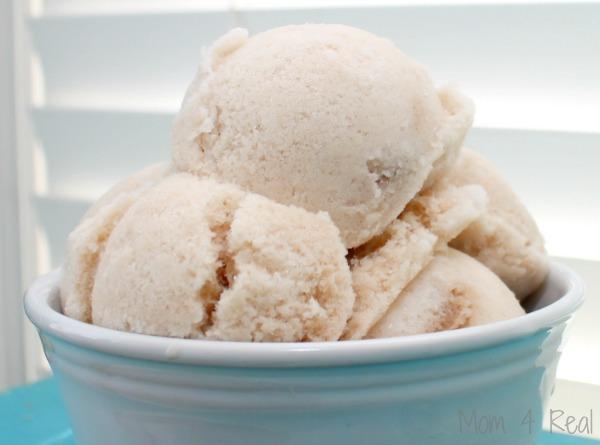 Homemade-Snow-Cream