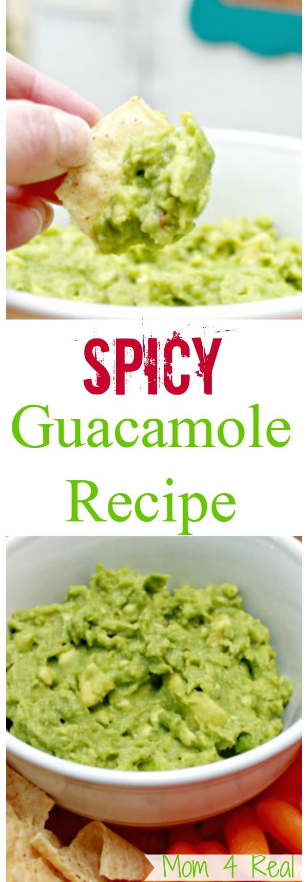 Super Fresh Spicy Guacamole Recipe