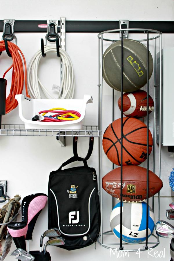 Super Easy Garage Organization Ideas