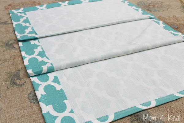 Easy No Sew Roman Shade Tutorial Mom 4 Real
