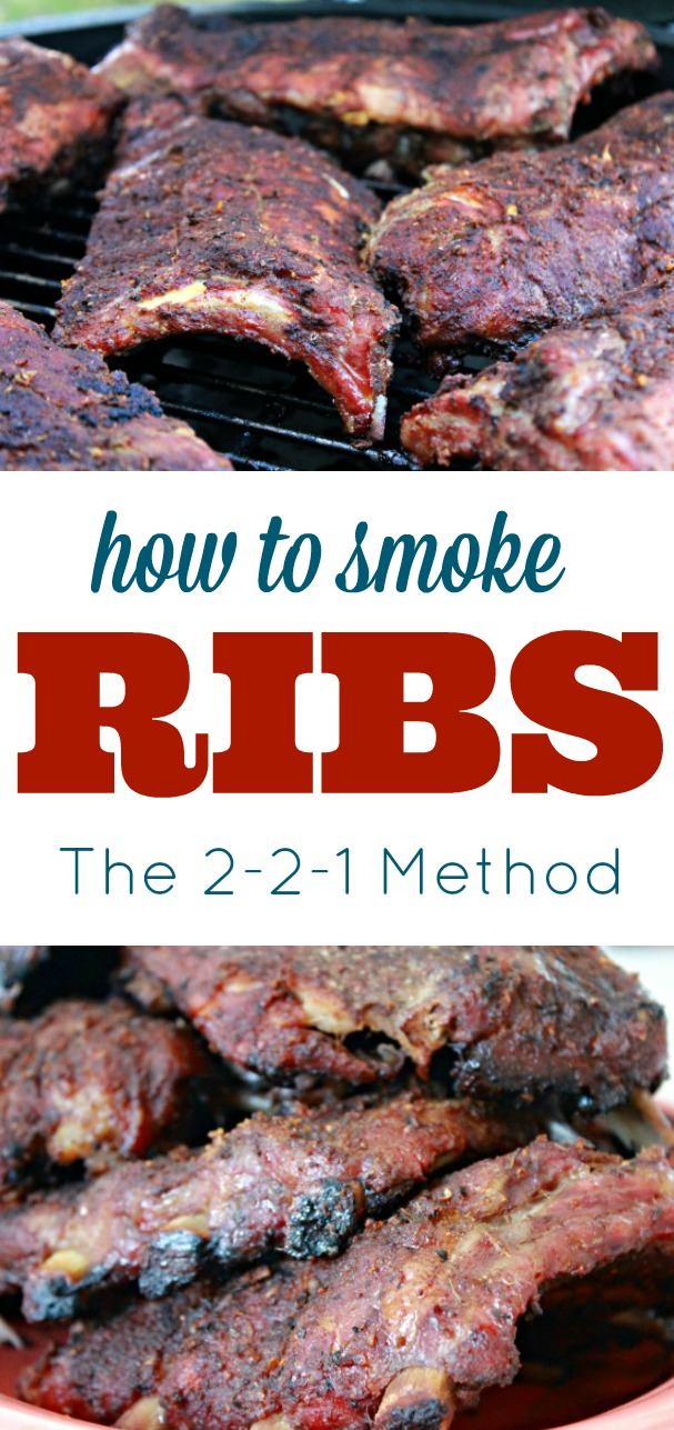 How To Smoke Ribs Using The 2-2-1 Method