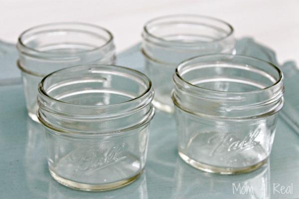 Chocolate Pudding Pies In Mason Jars