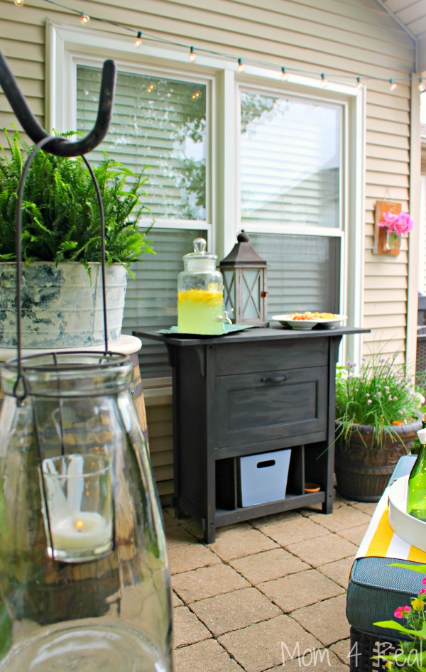 Patio Makeover Just In Time For Summer Entertaining