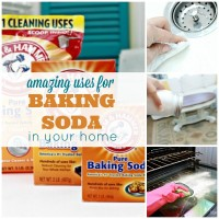 My 3 Favorite Uses For Baking Soda in the Home