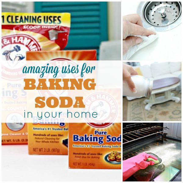 My 3 Favorite Uses of Baking Soda in the Home