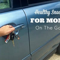 Healthy Snacks For Moms On The Go