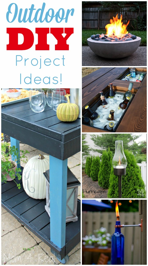 19 Amazing Outdoor DIY Project Ideas