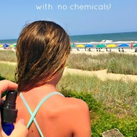 Make Your Own Sunburn Relief Spray – Chemical Free