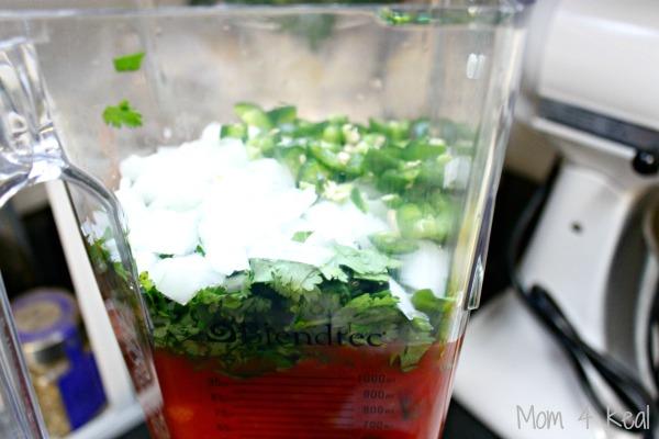 Blender-Salsa