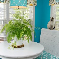 Breakfast-Nook-Aqua-White