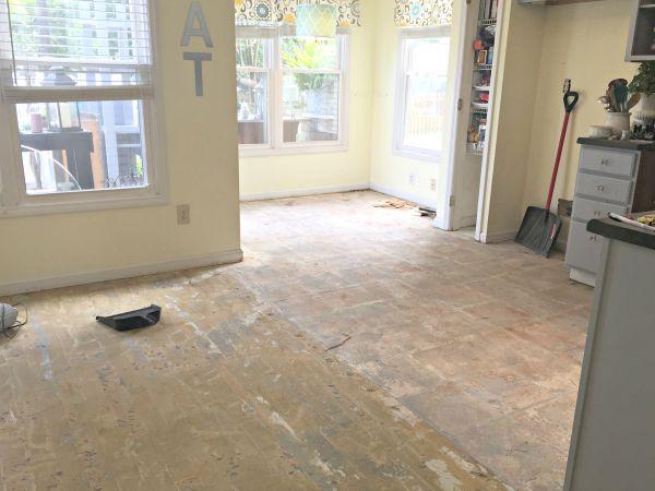 Flooring-Removal