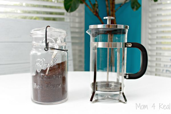 Homemade Bistro Style Coffee