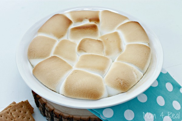 how to make homemade smores in the oven