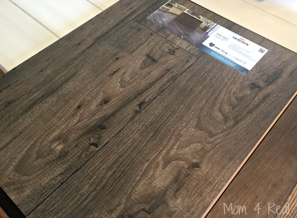 I Am Happy To Announce We Have Chosen Mohawk Laminate Rare Vintage Knotted Chestnut For Our Home Love Its Rustic Appeal And It Will Look Amazing With