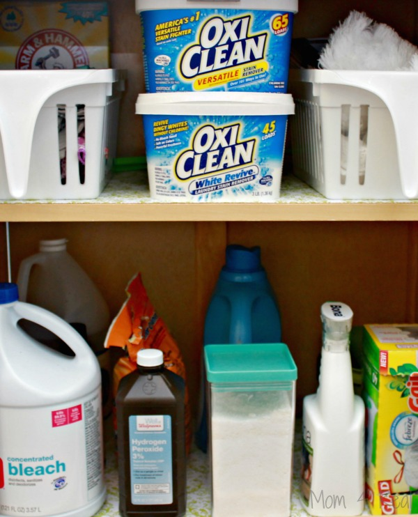 The Newest Addition To My Homemade Laundry Detergent OxiClean