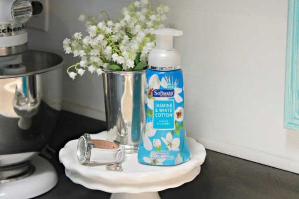 Scentsational Hand Washing With Softsoap!
