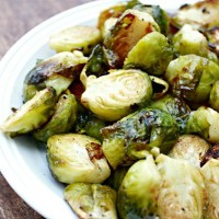Brussel-Sprouts-Oven-Roasted