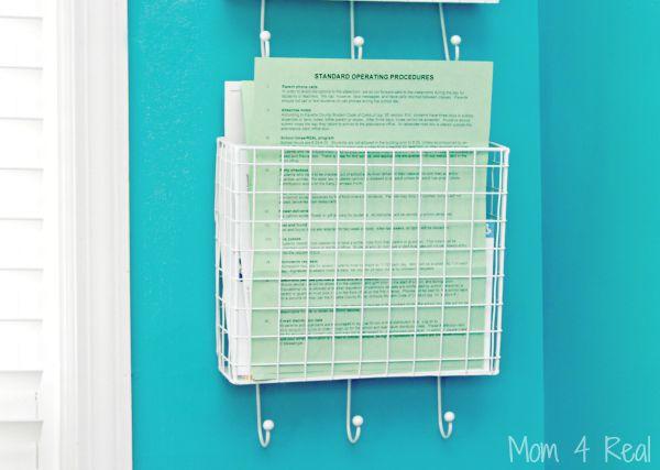 Hanging-Paper-Organizer