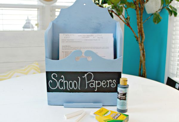 Organize-School-Papers