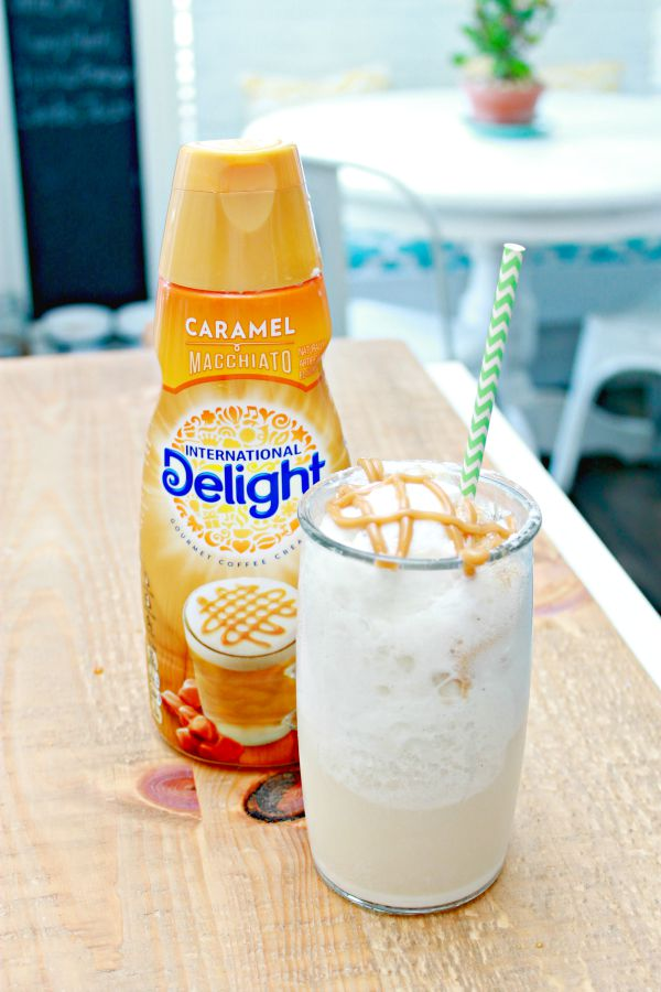 Old Fashioned Ice Cream Float With A Twist