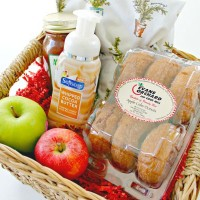 Fall Gift Basket Idea