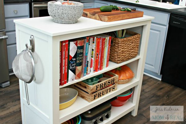 Sideboard Turned Kitchen Island - Wayfair Hack