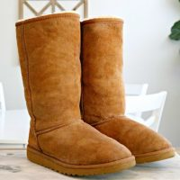 How To Clean Ugg Boots or Any Sheepskin Boots – Video Included