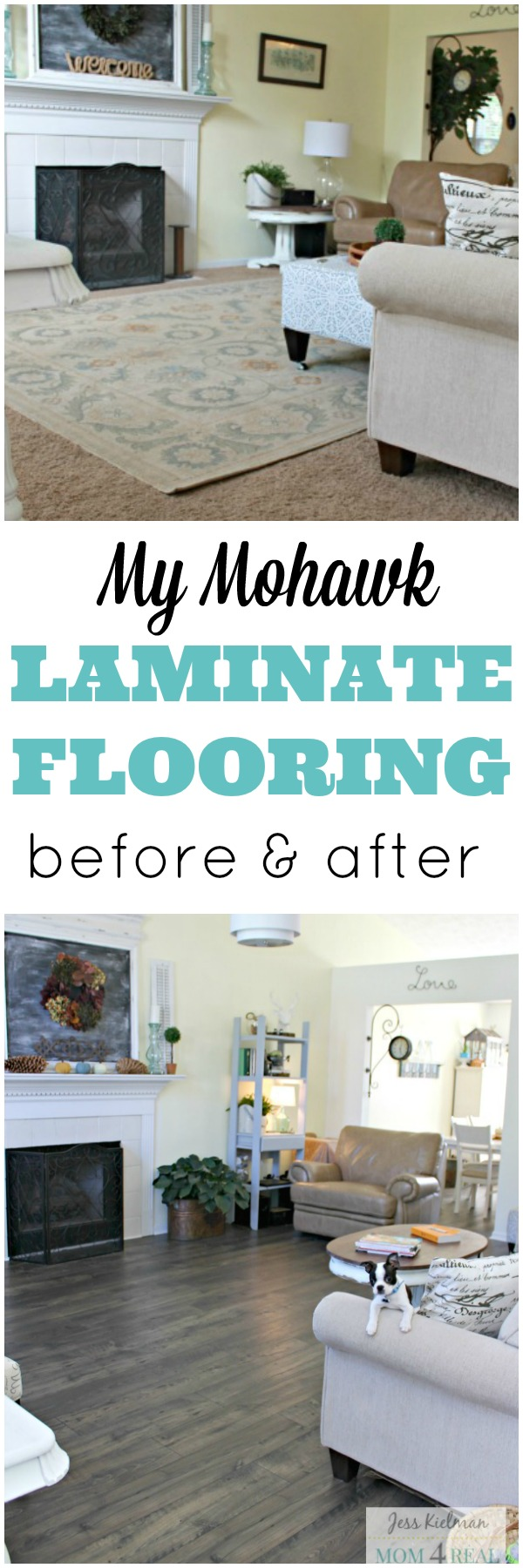 Mohawk-Before-and-After-Laminate-Floors