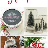 14 Mason Jar Christmas Gift Ideas
