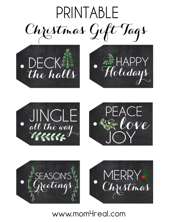 photograph regarding Secret Santa Gift Tags Printable identified as Espresso and Donuts Present Notion with Cost-free Printable Reward Tags