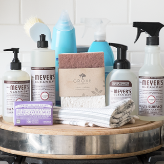 Free Mrs. Meyer's Cleaning Kit Offer For My Readers!
