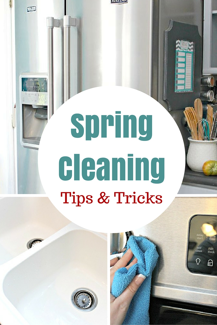 Spring Cleaning Tips and Tricks