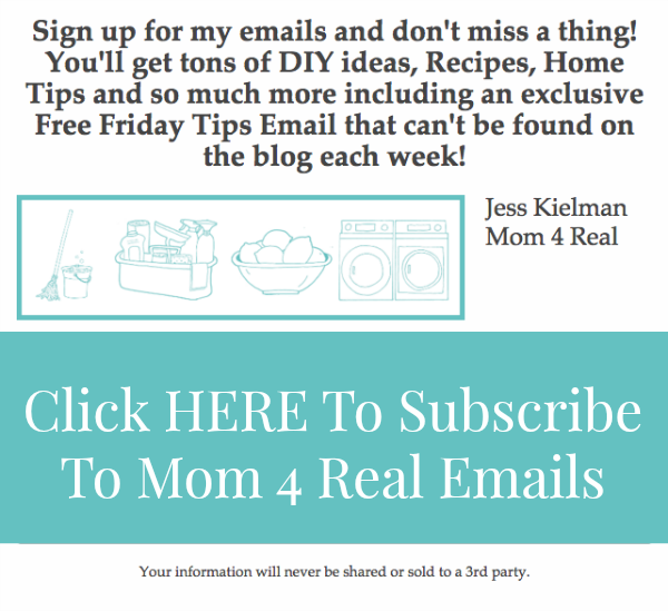 Mom 4 Real Email Sign Up