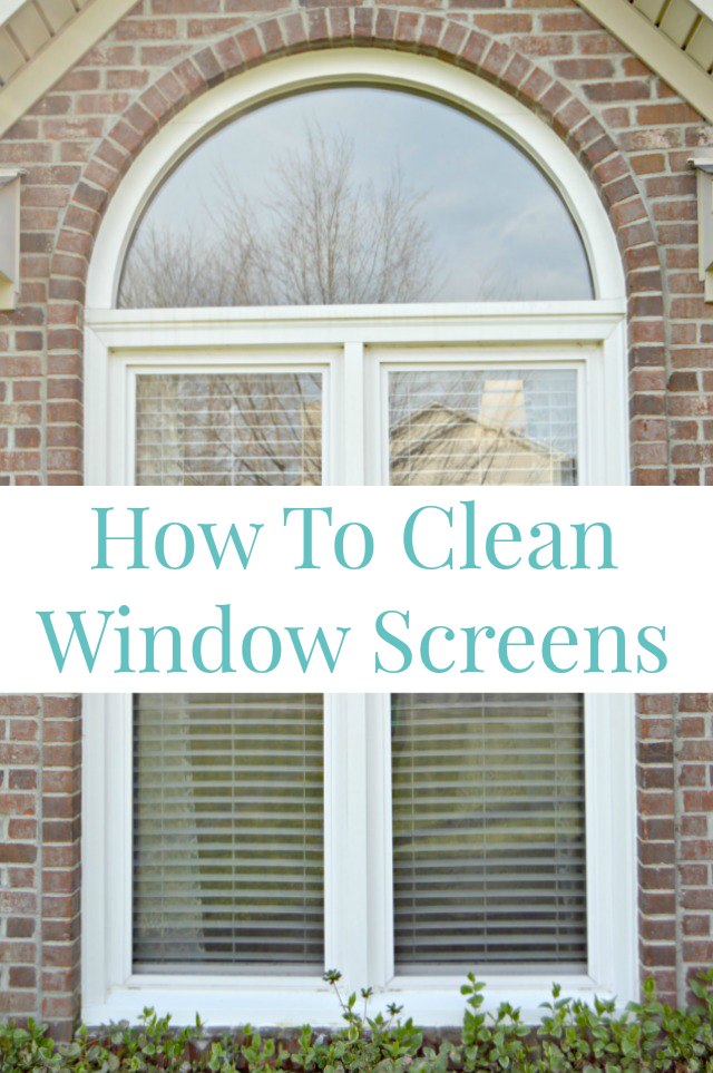 3 Tips For Window Cleaning Including How To Clean Screens