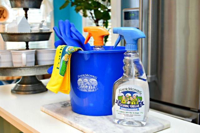 Tons Of Ways To Use Cleaning Vinegar In Your Home