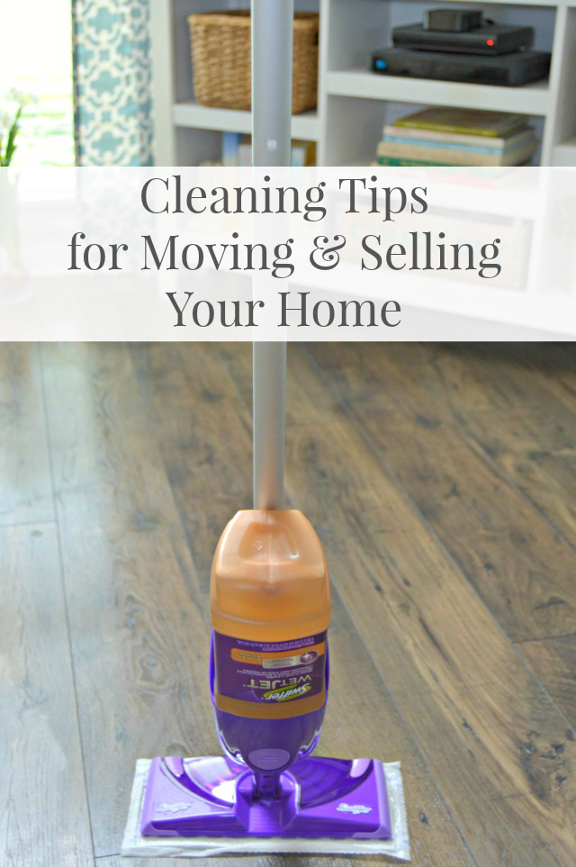 Cleaning Tips For Moving Homes