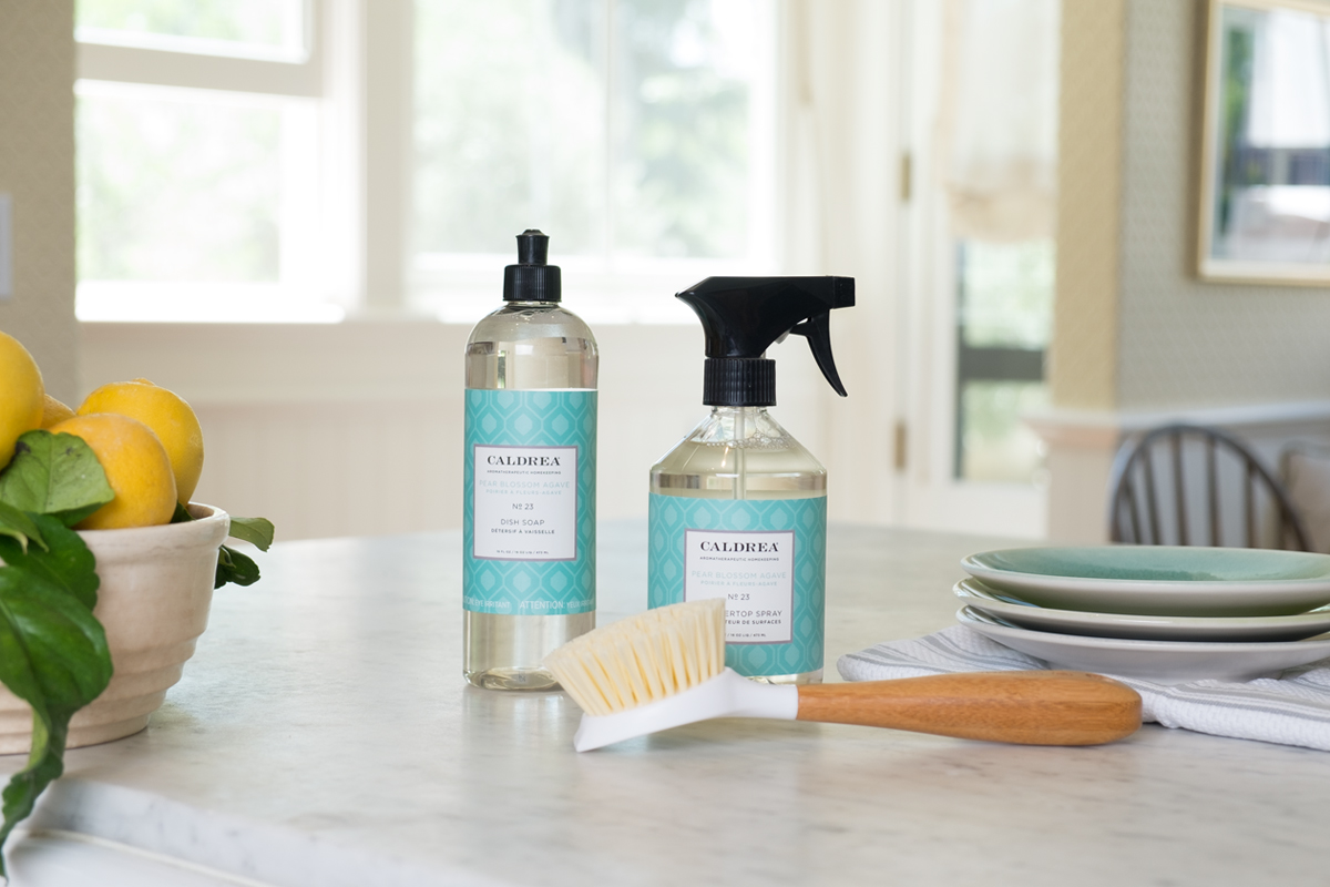 Free Caldrea Cleaning Kit Offer