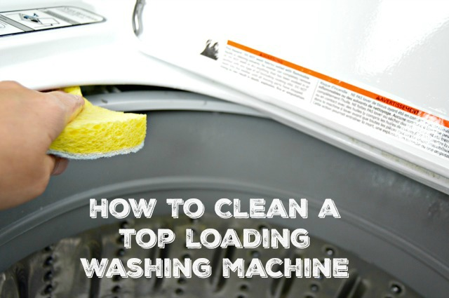 How To Get A Clean Washing Machine Naturally Mom 4 Real
