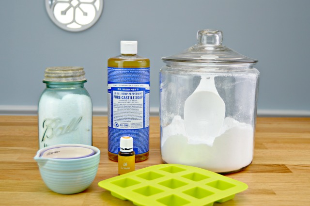 Homemade garbage disposal cleaning tablets and a list of foods that you should NEVER put in your garbage disposal.